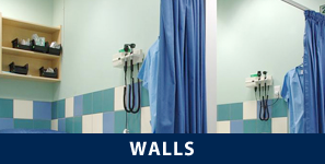 Emergency Rooms - Commercial Painting