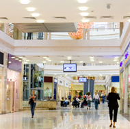 Shopping Mall - Commercial Painting Services